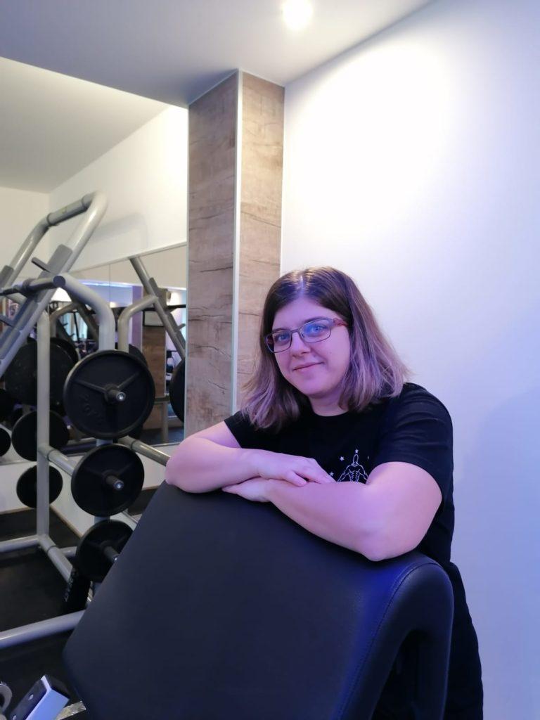 Katrin Königsberger - Team FitHarry