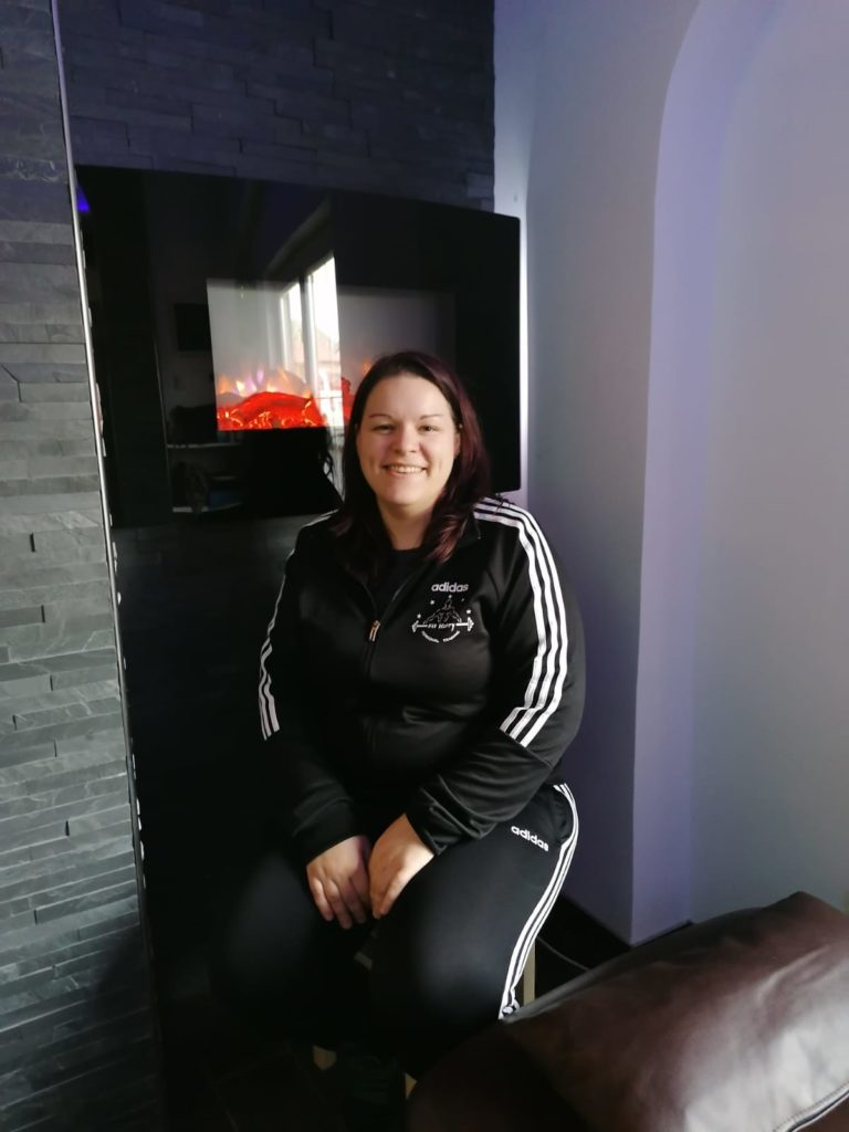 Stefanie Rettig - Team FitHarry